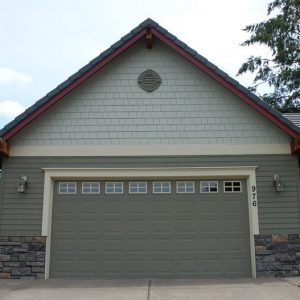 Standard Steel Garage Doors