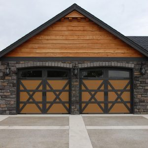 Steel Aluminum House Garage Doors