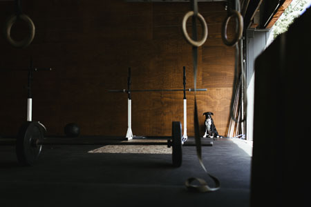 Home Gym Garage Conversion Beaverton